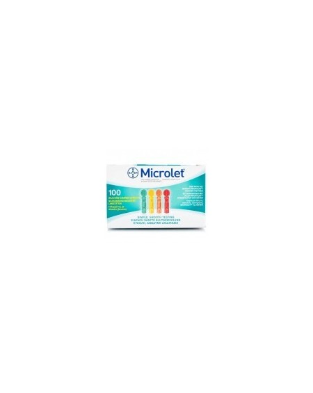 Ascensia Microlet 100 lancets