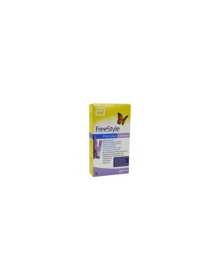 FreeStyle Precision β-Ketone 10 test strips