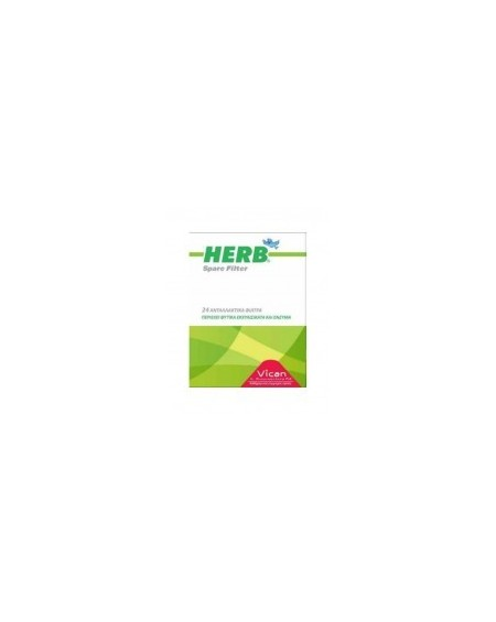 Herb Spare Filter 24refills