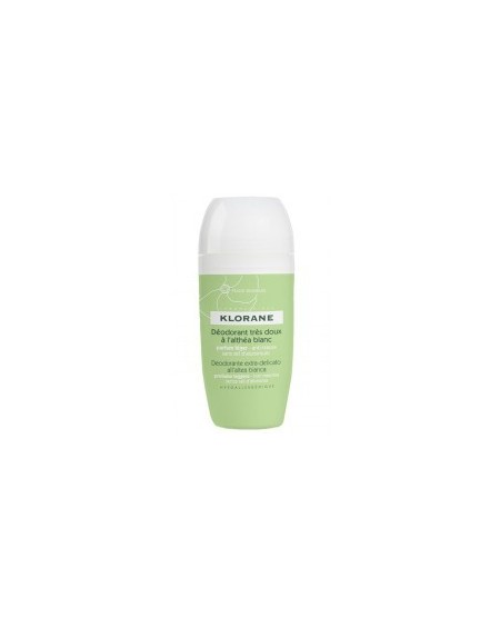 Klorane Deodorant a L'Althea Blanc Roll-on 40ml