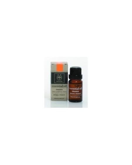 Apivita Essential Oil Orange citrus aurantium dulcis 10ml