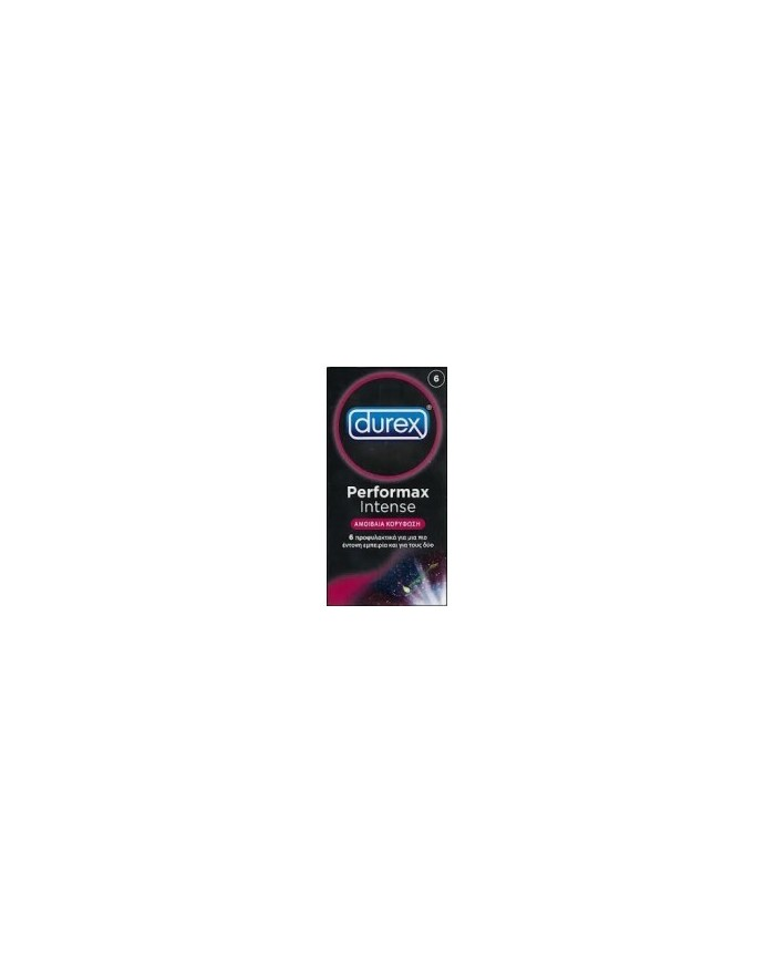 Durex Performax Intense 6pcs