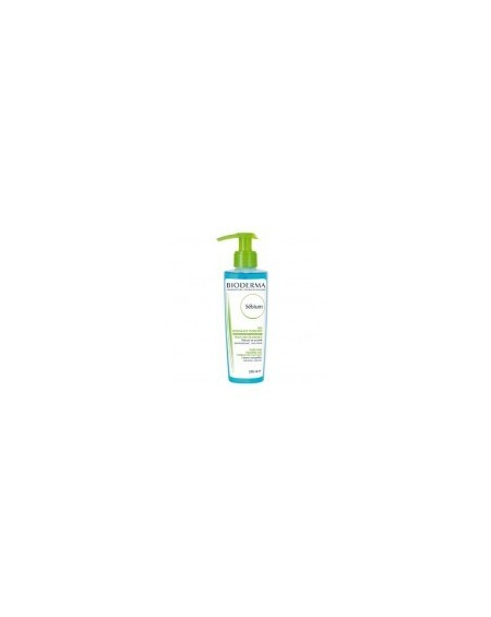 Bioderma Sebium Gel mousant 200ml