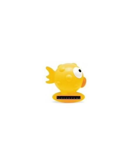 Chicco Θερμόμετρο Μπάνιου Ψάρι Κίτρινο