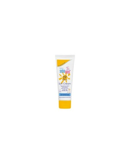 Sebamed Baby Sun Cream SPF50+ 75 ml