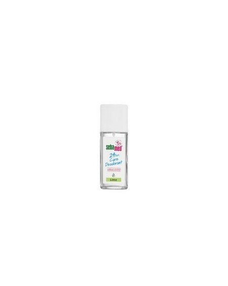 Sebamed 24h Care Deodorant Lime Spray 75 ml