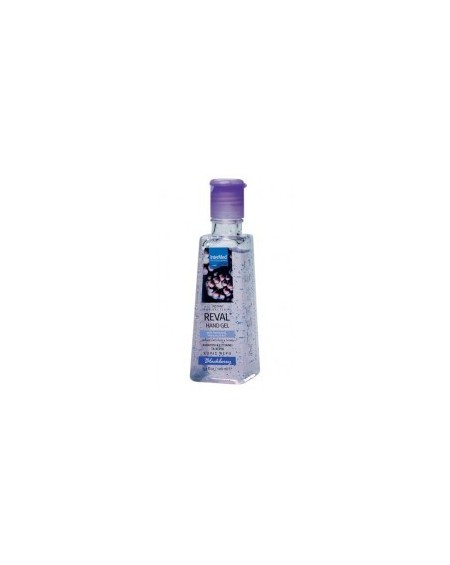 Reval Plus Hand Gel Blackberry 100ml