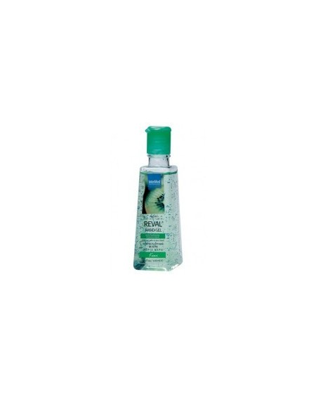 Reval Plus Hand Gel Kiwi 100ml