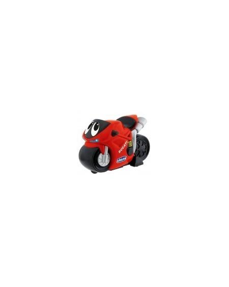 Chicco Για το παιδί: Μηχανή Turbo Touch Ducati Red (00388-00)