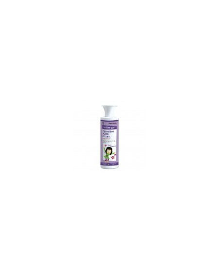 Frezyderm Sensitive Kids Foam Intim Girl 250ml