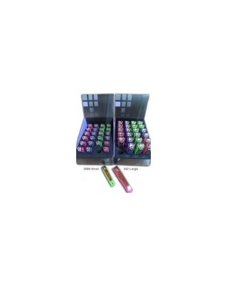 Beauty Spring Νυχοκόπτης χρωματιστός μικρός 1 τεμάχιο 2089