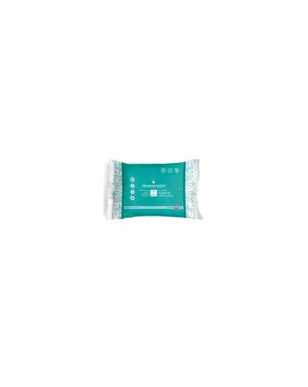 Tol Velvet Hygienic Cleansing Gloves 10τμχ