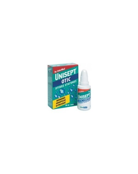 Unisept Otic Ear Drops 30ml