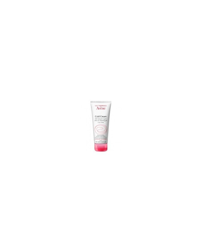 Avene Cold Cream Gel nettoyant surgas 100ml