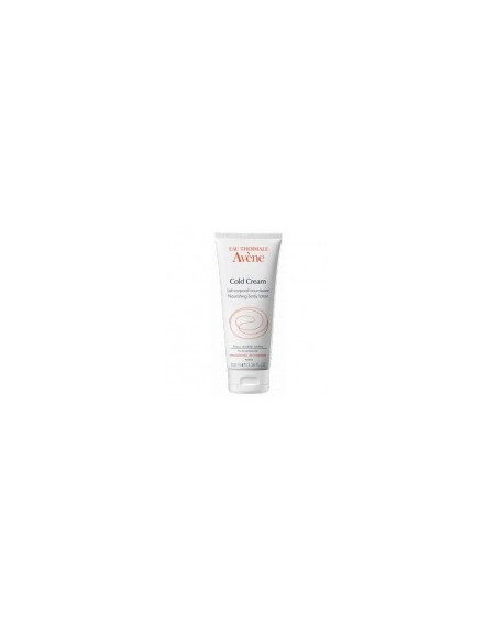 Avene Cold Cream Lait corporelle 100ml