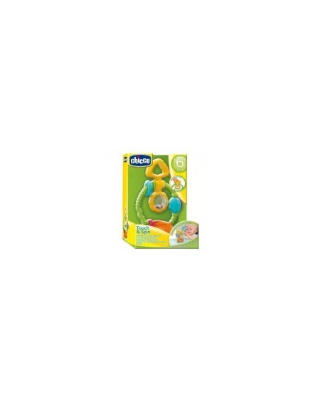 Chicco Touch & Spin 6M+