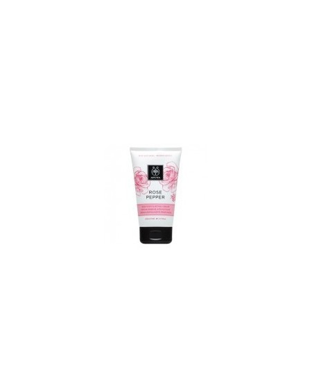 Apivita Rose Pepper Deep Exfoliating Cream 150ml