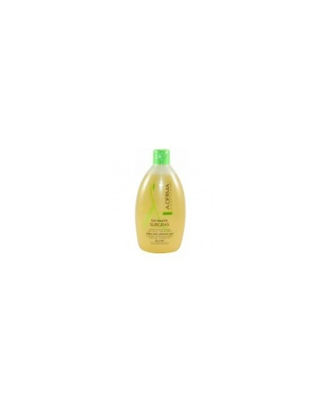 A-derma Gel douche Surgas 500ml