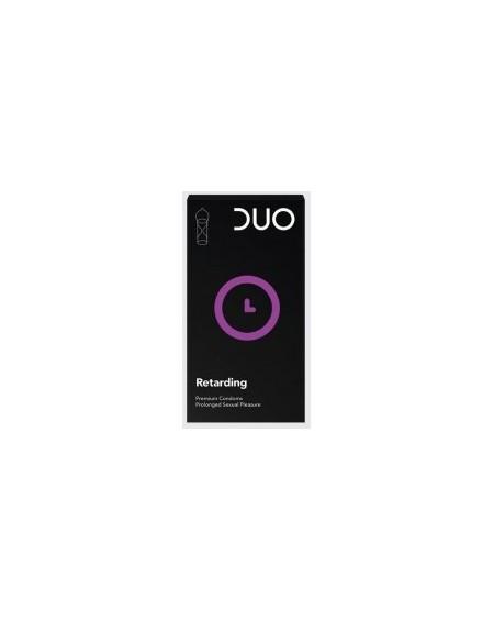 DUO Retarding προφυλακτικά 6 τμχ