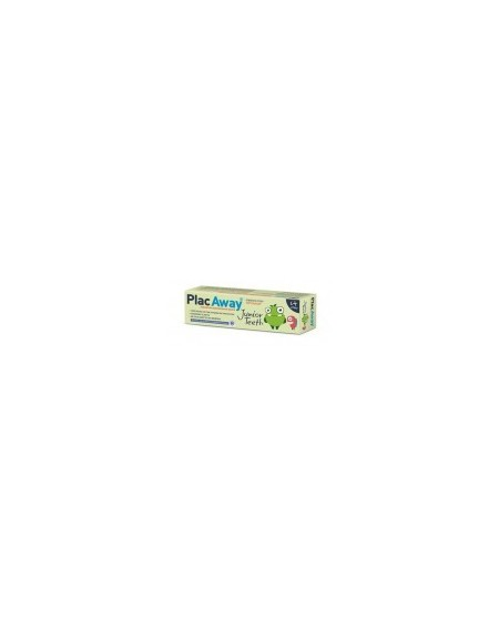 Plac Away Junior Toothpaste Orange Flavour 50ml