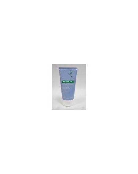Klorane Baume Apres-Shampooing Aux Fibres De Lin Cheveux Fins, Sans Volume 150ml