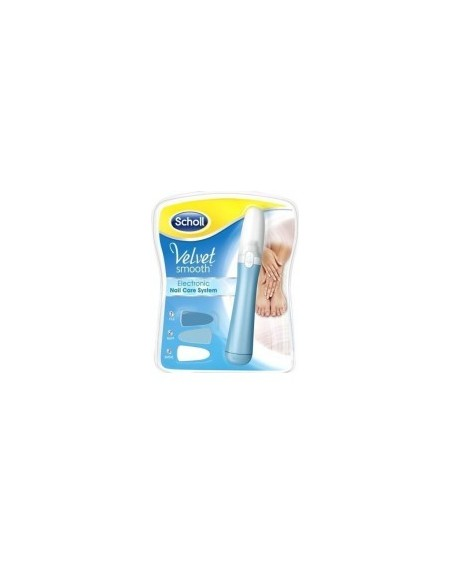 Dr. Scholl Velvet Smooth Electronic Nail Care System