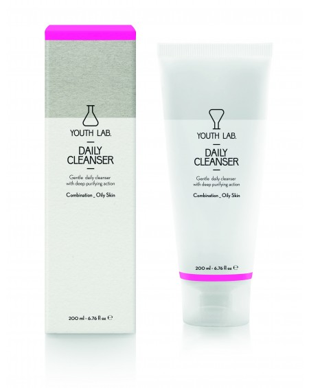Daily Cleanser Combination_Oily Skin 200ml