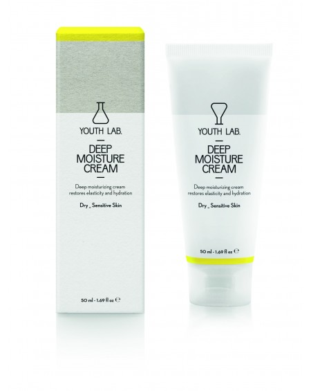 Deep Moisture Cream Dry_Sensitive Skin 50ml