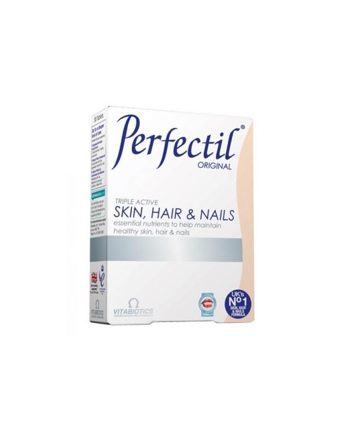 Vitabiotics Perfectil Skin, Hair, Nails 30caps