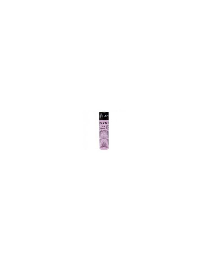 Apivita Lip Care Pink Rose for Shine & Pink Colour 4,4gr