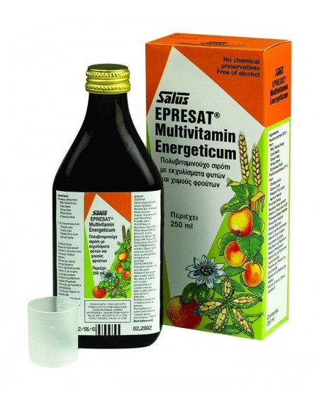 Power Health Epresat Multivitamin Energeticum 250ml