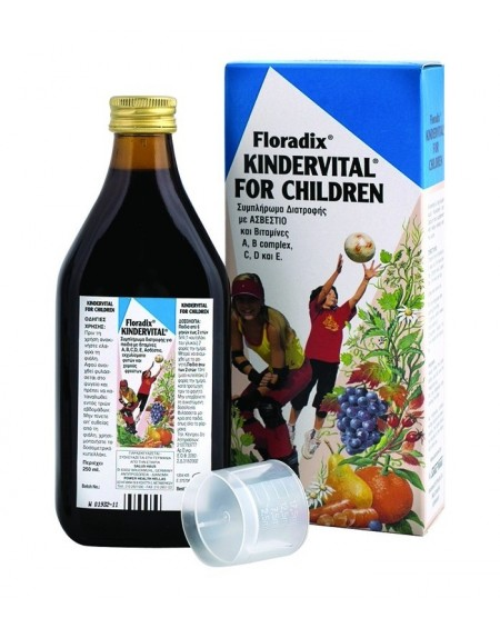 Power Health Floradix Kindervital for Children 250ml