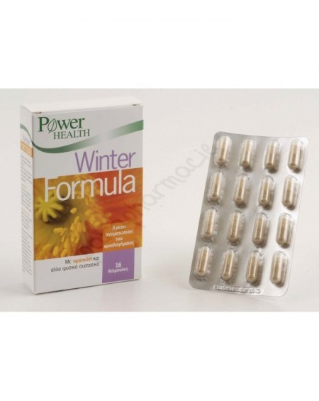 Power Health Winter Formula 16caps