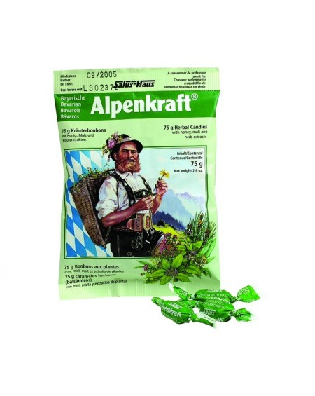 Power Health Alpenkraft Herbal Candies 75g