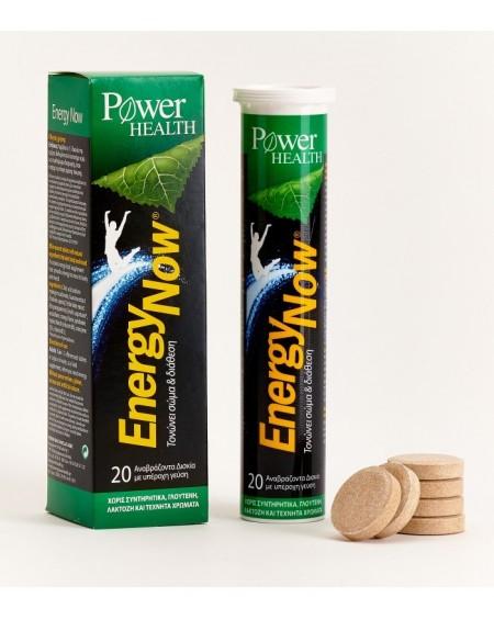 Power Health Energy Now 20 eff tabs