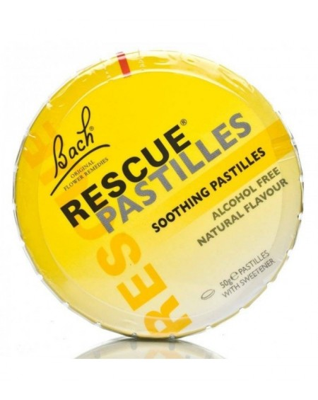 Power Health Dr. Bach Rescue Pastilles 50gr