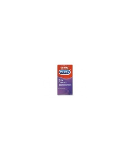 Durex Total Contact 6pcs