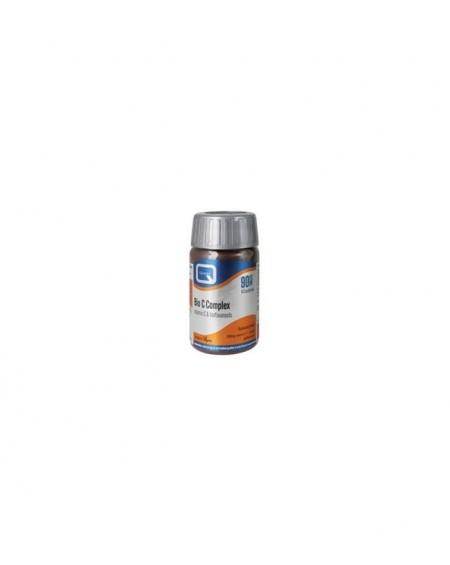 Quest Bio C Complex (500MG Vitamin C+ 500MG Bioflanoids) 90tabs