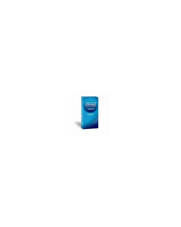 Durex Natural 6pcs