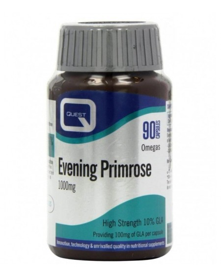 Quest Evening Primrose Oil 1000MG 90caps