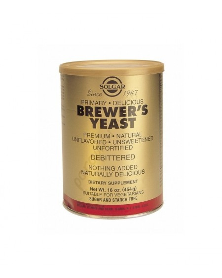 Solgar Brewer's Yeast Powder 454gr