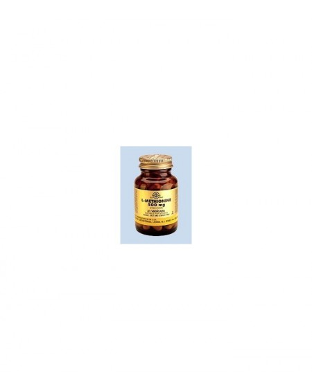Solgar L-Methionine 500mg Vegicaps 30s