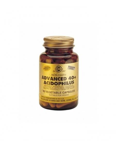 Solgar Advanced 40+ Acidophilus Vegicaps 60s