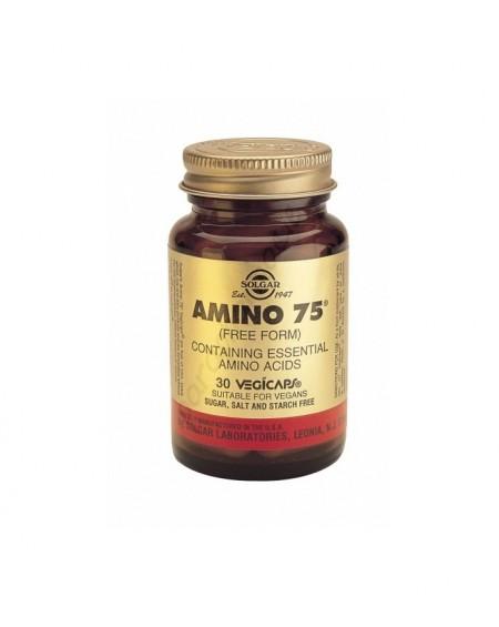 Solgar Amino 75 Vegicaps 90s