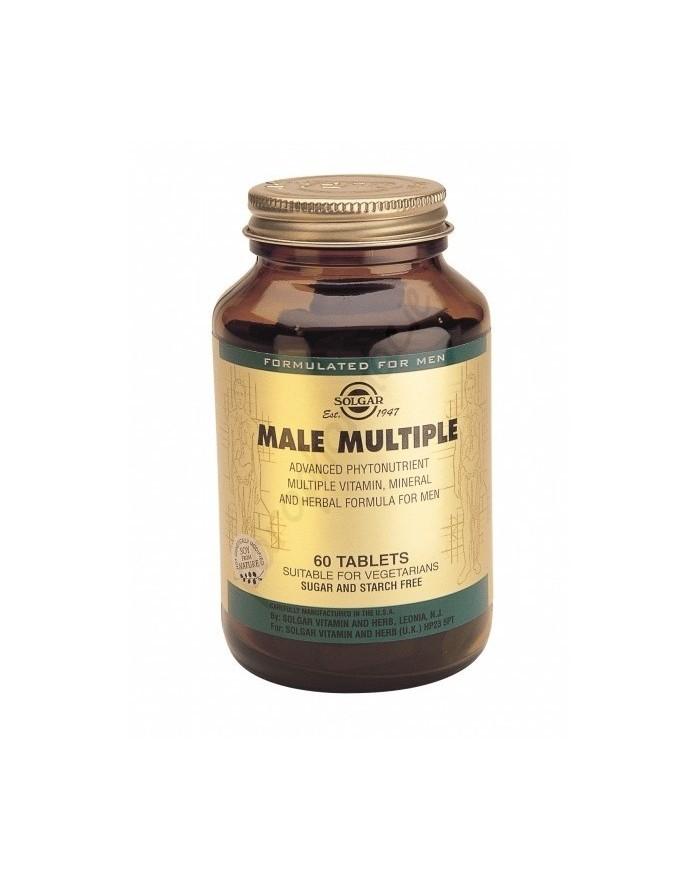 Solgar Male Multiple TABS 60S