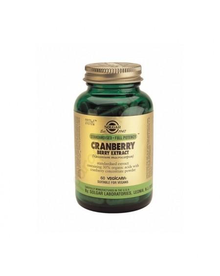 Solgar SFP Cranberry Berry Extract 60S