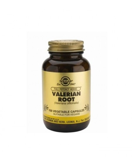 Solgar Valerian Root 520MG Vegicaps 100S