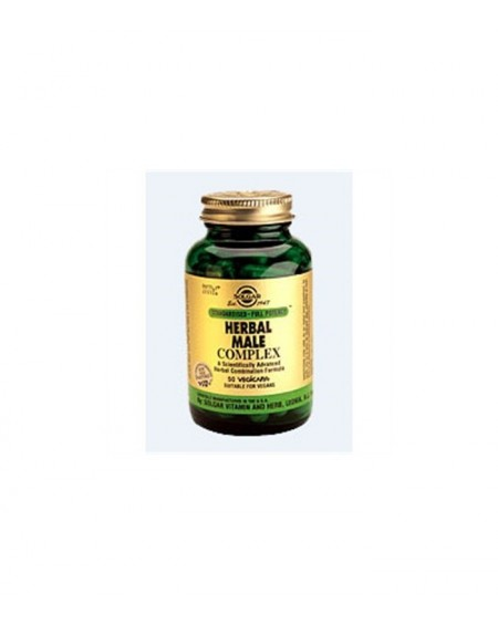 Solgar SFP Herbal Male Complex Vegicaps 50S