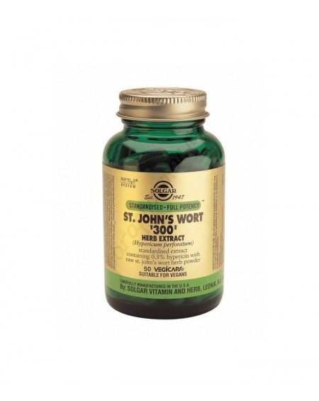 Solgar SFP St. John's Wort Herb Extract 175mg Vegicaps 60S