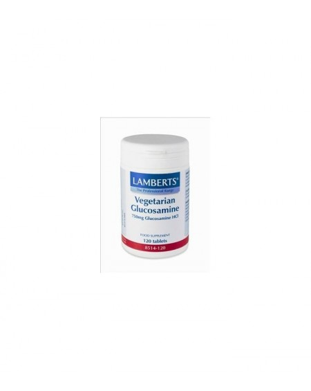 Lamberts Vegeterian Glucosamine 750 mg 120 Tabs